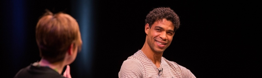 Carlos Acosta in Conversation at the Lowry