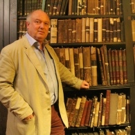Preview of Louis de Bernières at the Portico Library