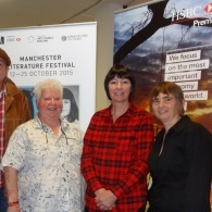 Preview of Mark Billingham, Val McDermid, Cath Staincliffe & Cathy Bolton
