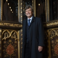 Preview of Melvyn Bragg at Manchester Cathedral