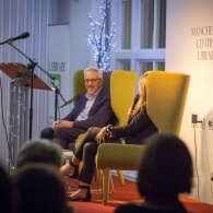 Preview of Alan Hollinghurst & Rachel Cooke