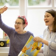Preview of Kitchen Disco Storytime with Sarah May and Jennie May