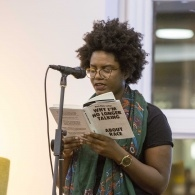 Preview of Reni Eddo-Lodge reading