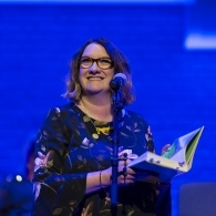 Preview of Sarah Millican reading