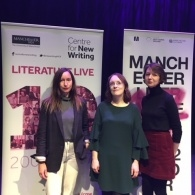 Preview of Joanna Walsh, Lisa McInerney & Sally Rooney