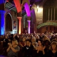 Preview of Audience at the Cabaret For Freedom event
