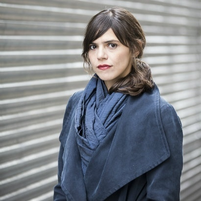 Headshot of author Valeria Luiselli