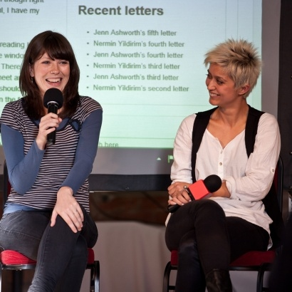 Jenn Ashworth and Nermin Yildirim discuss Manchester Letters