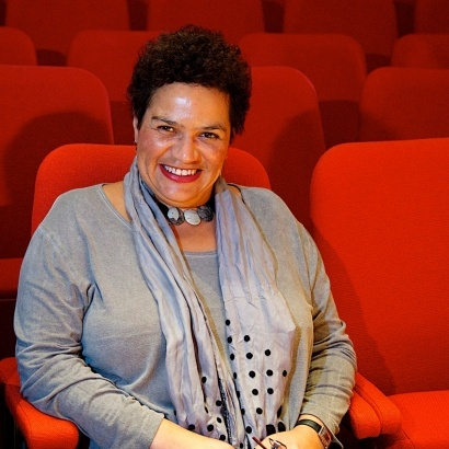 Poet and short story writer Jackie Kay